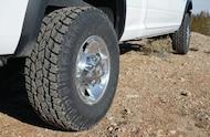Chevrolet Colorado tires 003