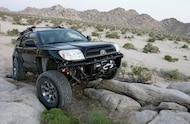 Toyota 4Runner Testing Mickey Thompson Baja STZs 004