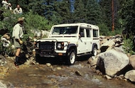 1993 Land Rover Defender 110 01