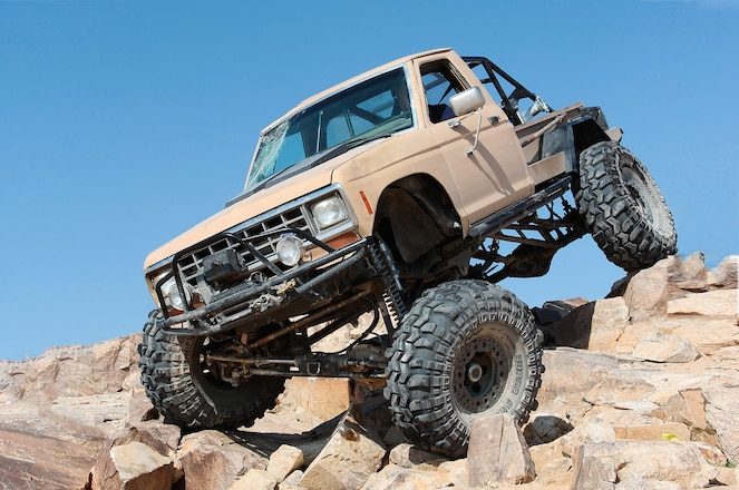 1983 Ford Ranger - Round Two