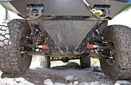 2006 Hummer H3 steering rack