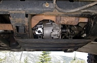 2006 Hummer H3 Borg Warner 4493 transfer case