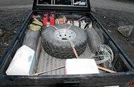 1985 Toyota SR5 4x4 Pickup Cargo