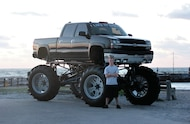 2004 chevy silverado mud truck with owner