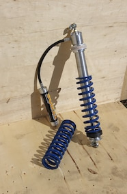 16 inch bigshocks coilover