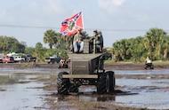 custom mud buggy