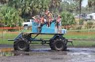 custom mud buggy