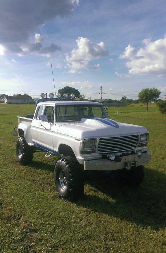 1978 Ford F 250 Ranger Photo 74834890
