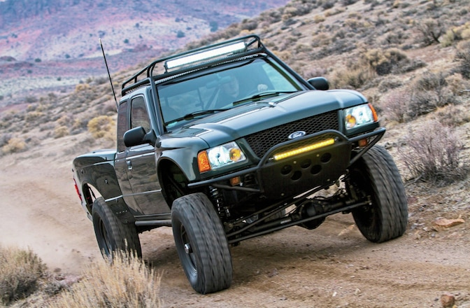 2002 Ford Ranger - The Spicy Pickle