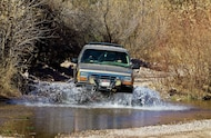 ford explorer water crossing