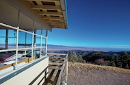 fire lookout on mount withington