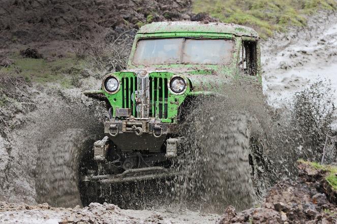 Oregon's Mud Fest 2014 - Mud Melee