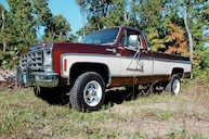 1979 Chevrolet K30 - Backward Glances