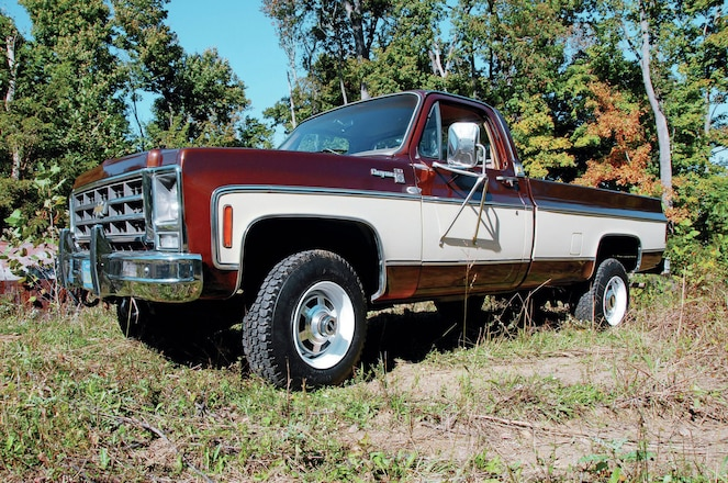 1979 Chevrolet K30 Cheyenne - Backward Glances