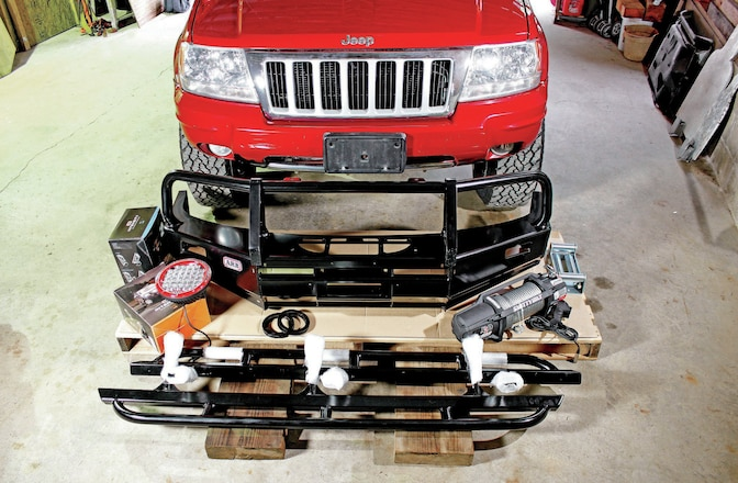 2004 Jeep Grand Cherokee Limited - Grand Score: Part 2