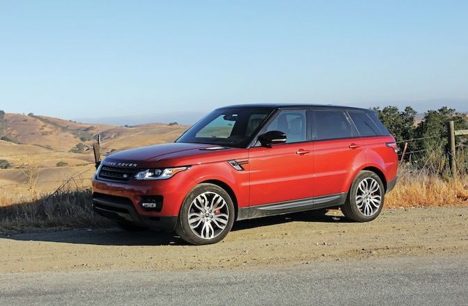 2014 Range Rover Sport - Long-Term Report: Part 2 of 4