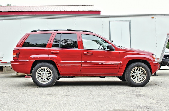 2004 Jeep Grand Cherokee Limited - Grand Score: Part 1