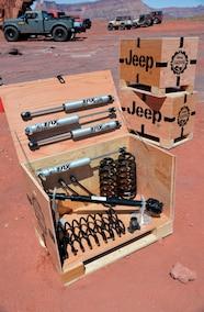 Mopar 2 inch suspension kit