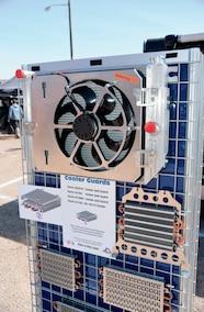 Flex a lite Hemi V 8 radiator