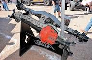 Artec Industries weld on 1 ton axle brackets