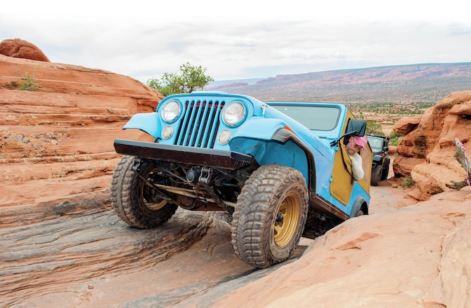 Moab Utah For The First Time