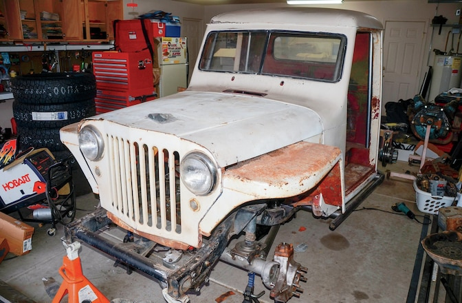 1949 2WD Willys Pickup - Wicked Willys: Part 3