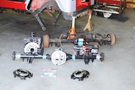 1997 Jeep Wrangler Axle Upgrade - Easy Rearend