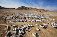 king of the hammers race event