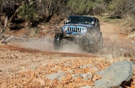 jeep crossing water