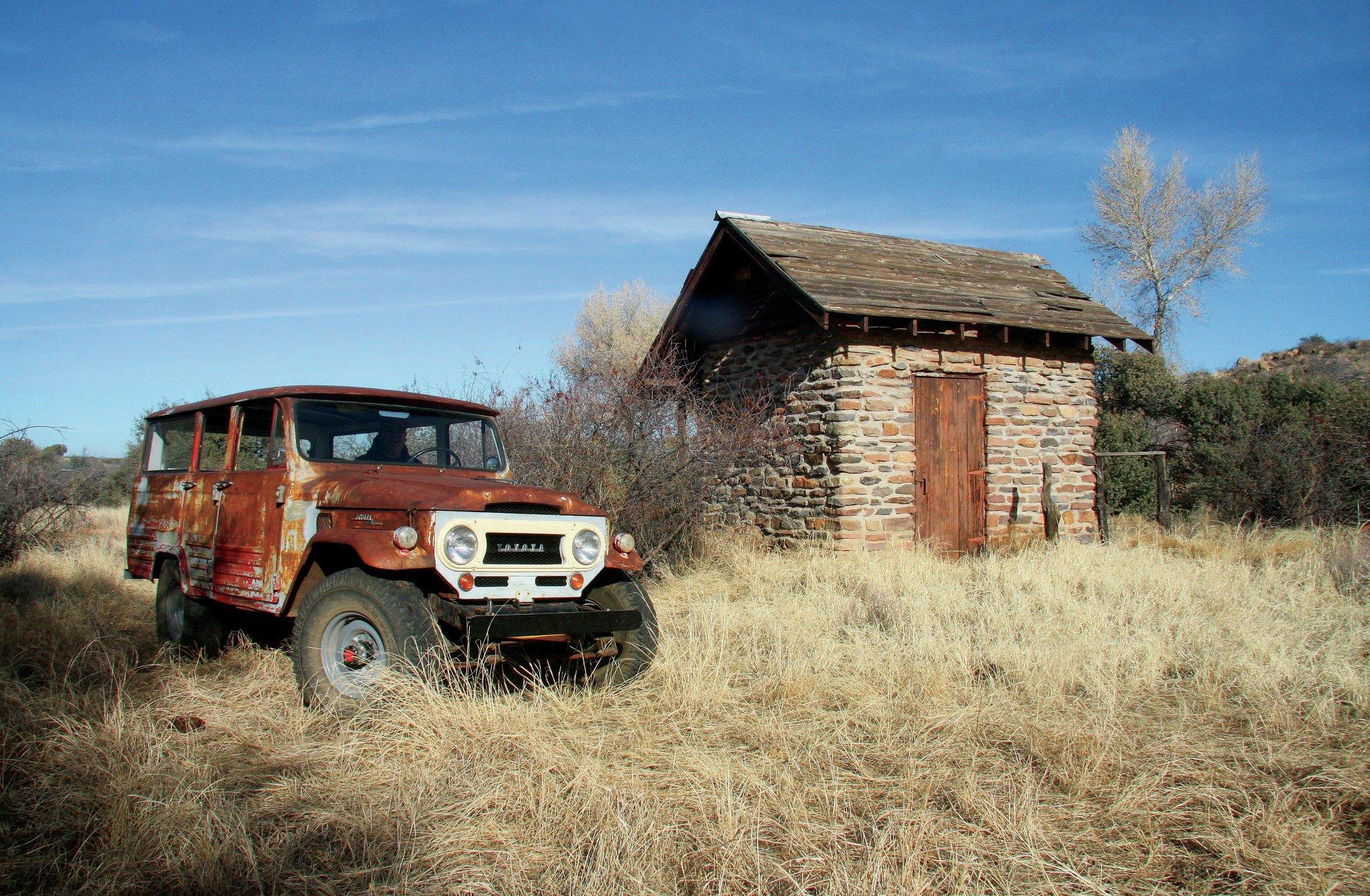 1965 toyota fj45lv wagon