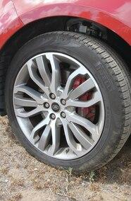 2014 range rover sport wheel