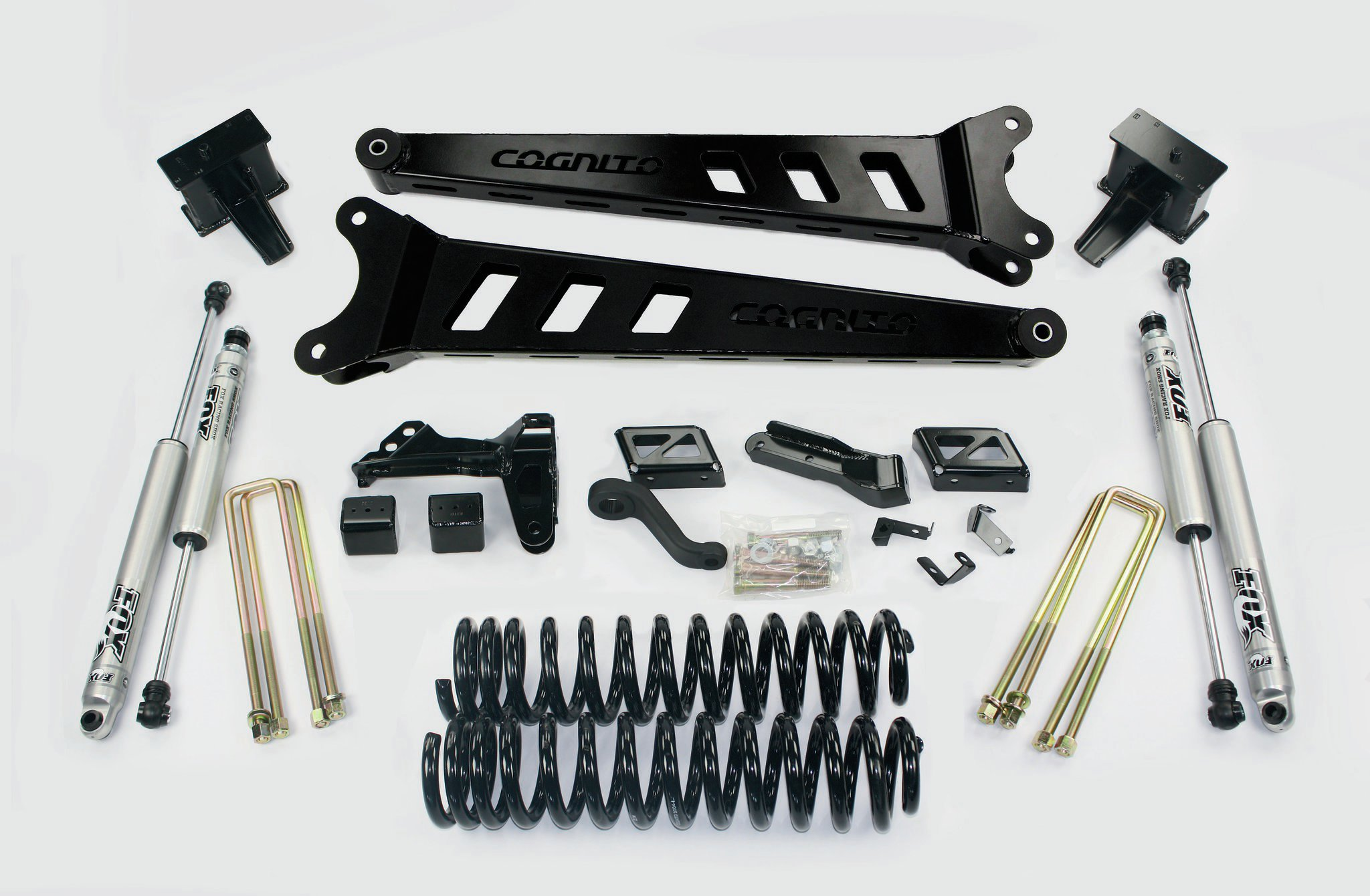 Cognito Motorsports Ford Super Duty Suspension Packages Photo 76002000
