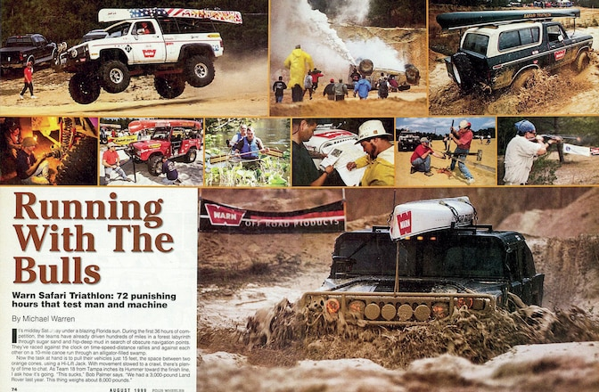 Off-Road Competition In The 1990s And Beyond - Trail's End
