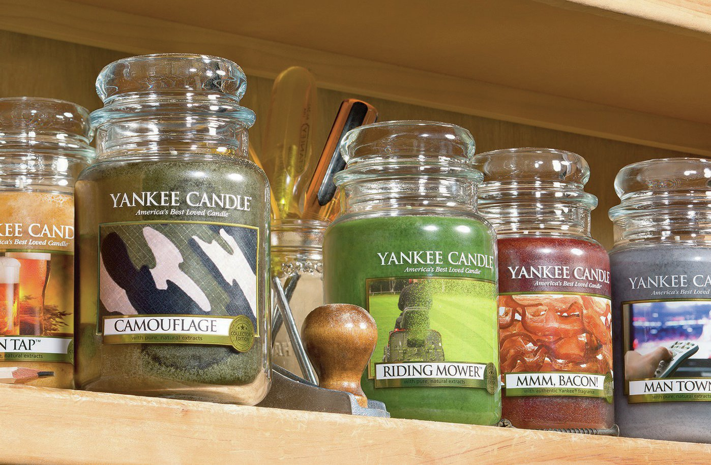 Yankee candle scents