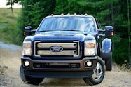 2015 Ford F 350 Super Duty King Ranch front end