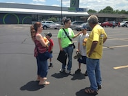 Ultimate Adventure 2014 Day 7 Road Day  11  Pewe meets some fans.JPG