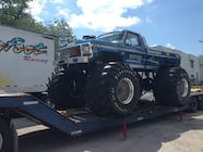 Ultimate Adventure 2014 Day 7 Road Day  25  Original Bigfoot Monster Truck.JPG