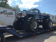 Ultimate Adventure 2014 Day 7 Road Day  25  Original Bigfoot Monster Truck.JPG