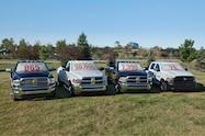 2015 Ram Heavy Duty lineup