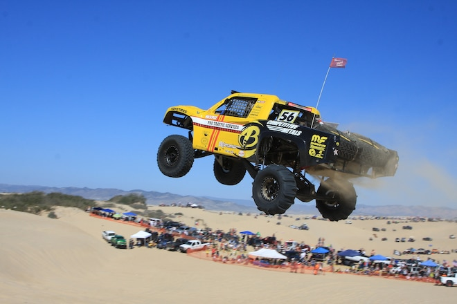 Where to Wheel: The Dunes at Pismo Beach
