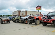 2014 Ultimate Adventure fullsize rigs