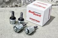 dynatrac ball joints