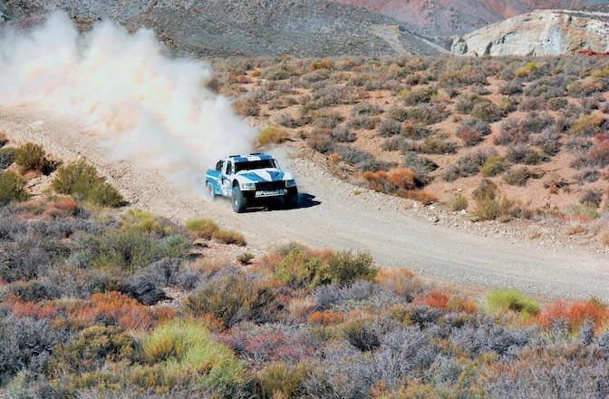 2014 BITD Vegas To Reno: An Adventure Across The Nevada Desert