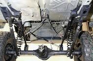 front 4 link suspension installed