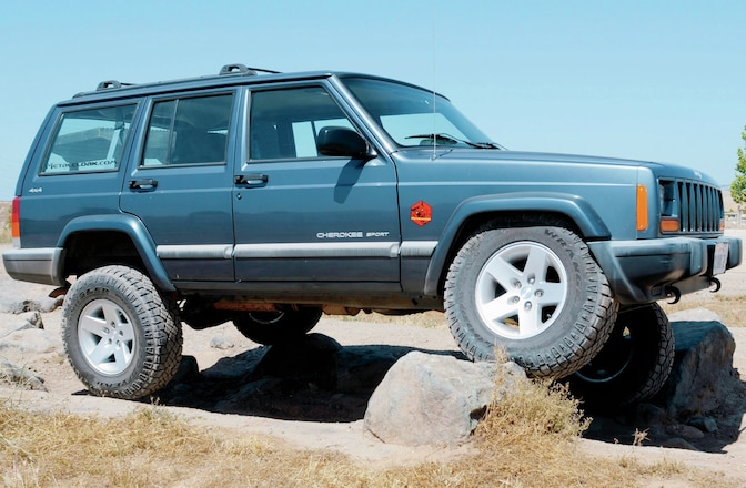 New Jeep Products - November 2014