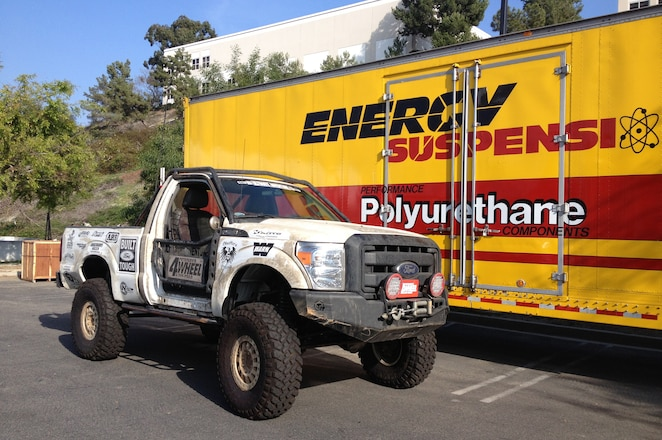 Ultimate Super Dirty Gets Some Energy Suspension Upgrades