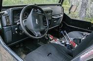 2006 jeep wrangler interior