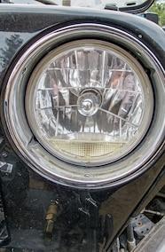 headlight with intergrated turn signal