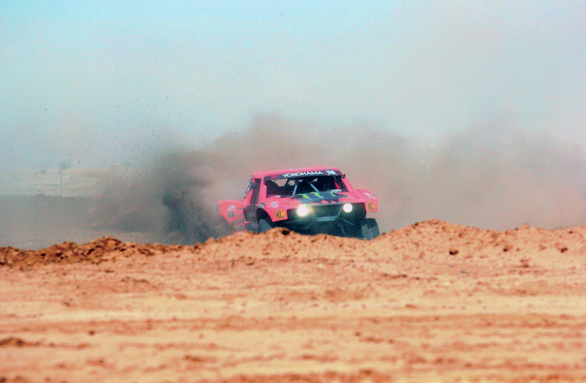 trophy truck racing