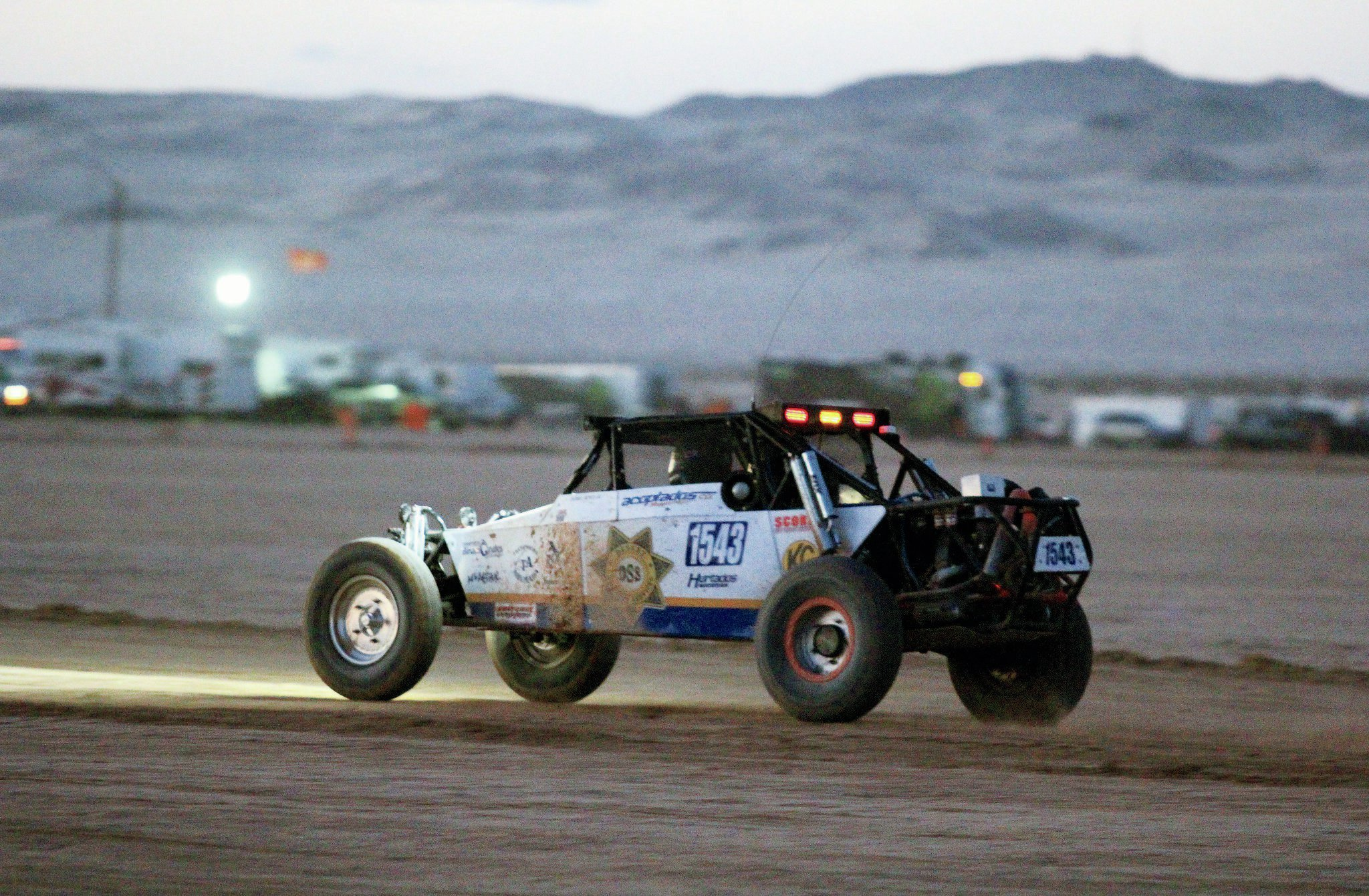 The SCORE Desert Challenge featured three days of racing split into six groups running two heats each.